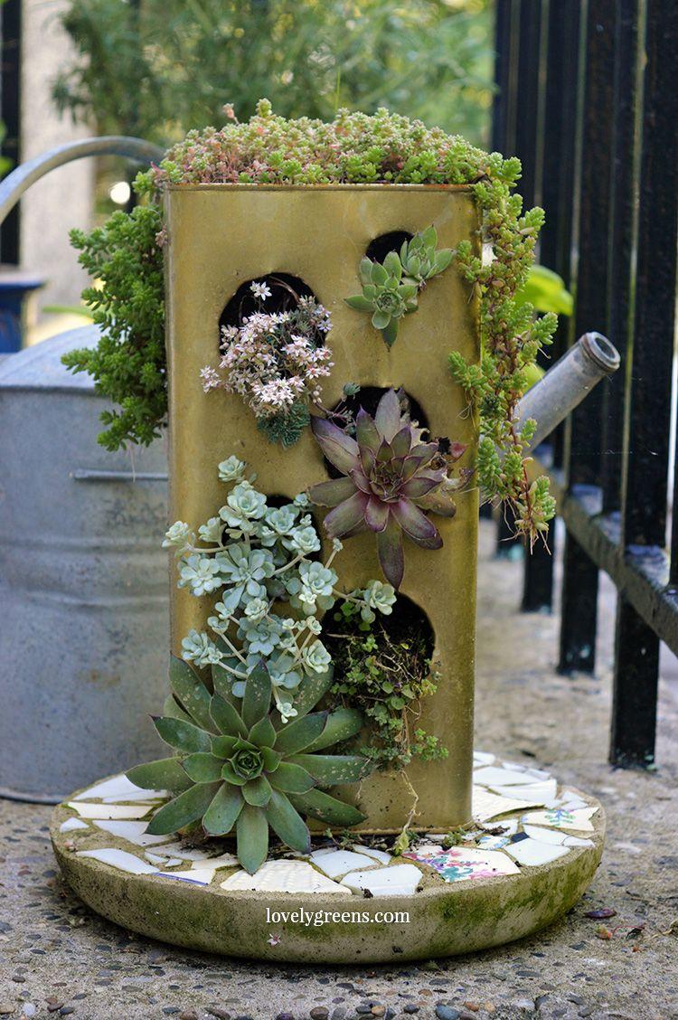 My Container and Greenhouse Garden | Gärten