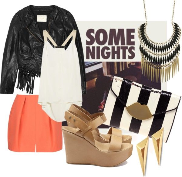 FUN SOME NIGHTS, created by mouseymouse121 on Polyvore