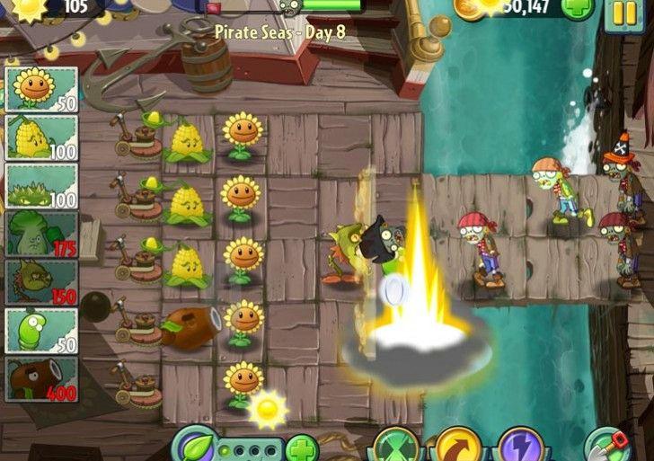 Popcap Plants Vs Zombies 2 Android Uk Release Is False Plants