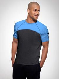Activewear and Workout Tops - Mens fitness clothing