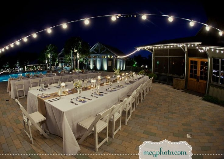 backyard wedding receptions | backyard wedding #pool # ...
