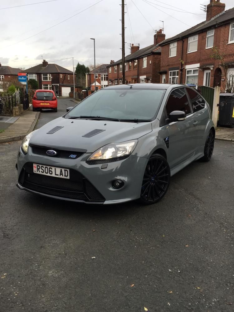 Looking For A Ford Focus Rs Replica This One Is On Ebay Ford