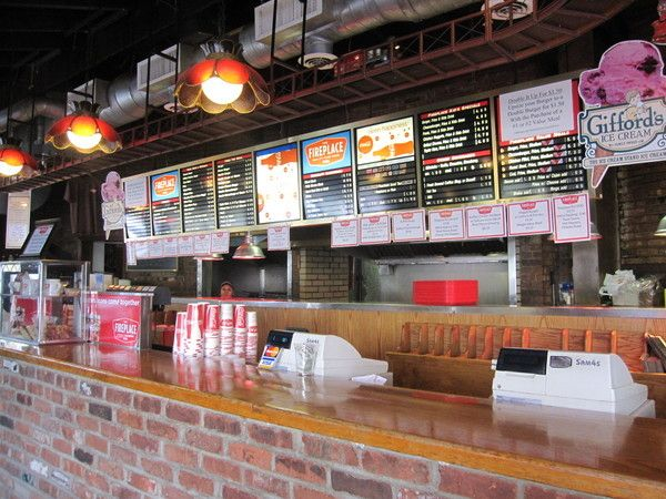 The Fireplace Restaurant In Paramus Nj Opened In 1956 By A
