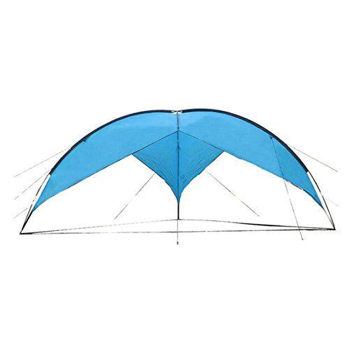 Beautylife66 Sun Shelter Canopy Beach Sunshade Foldable C&ing Tent  sc 1 st  Pinterest & Beautylife66 Sun Shelter Canopy Beach Sunshade Foldable Camping ...