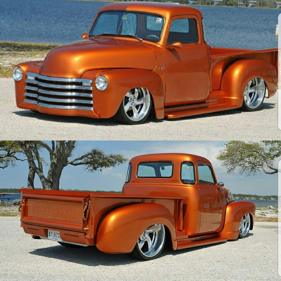 I Love This Color For My 53 Classic Cars Trucks Pickup Truck