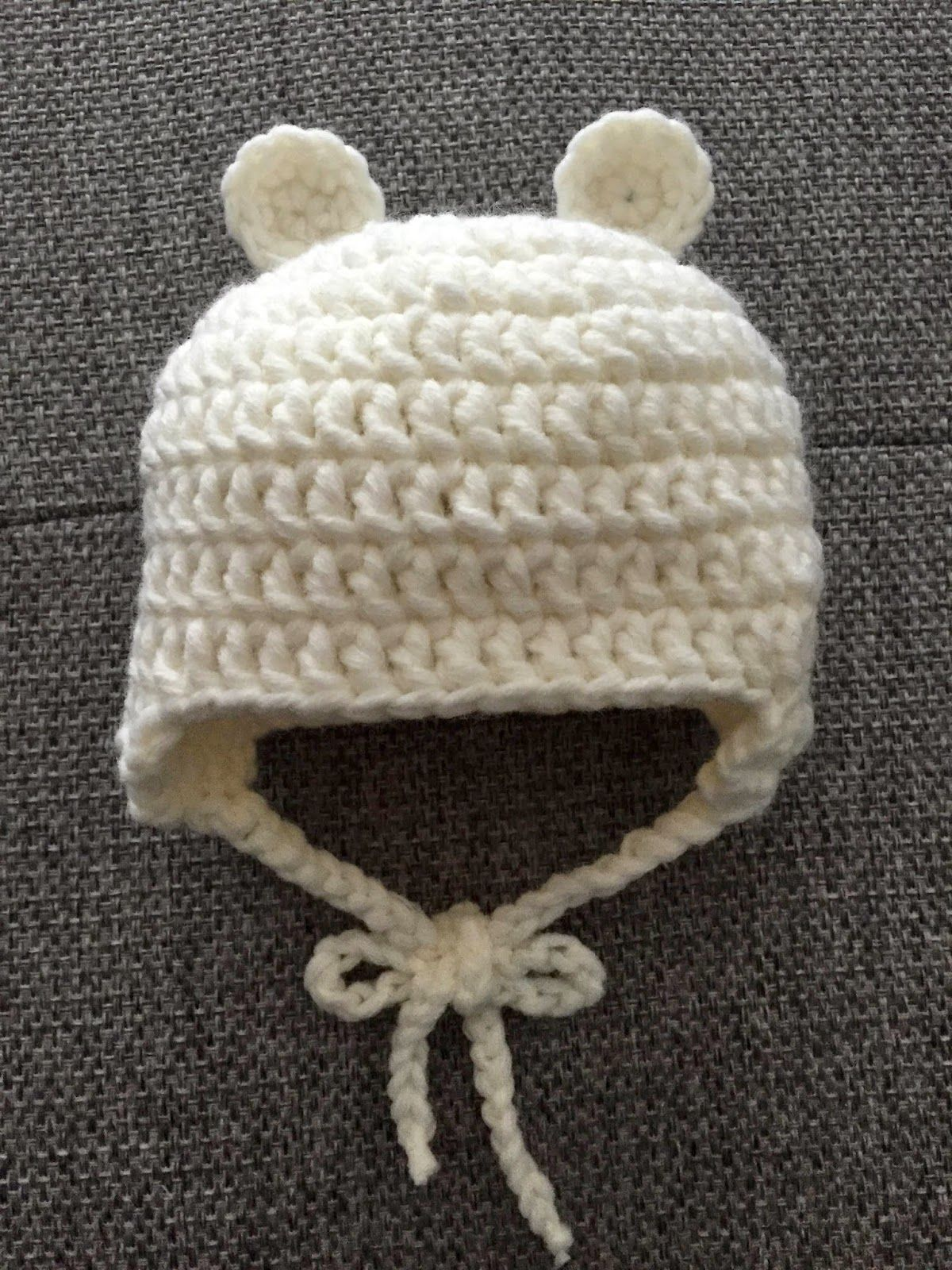 Häkelanleitung Bärchenmütze | Crochet | Pinterest | Häkelanleitung ...