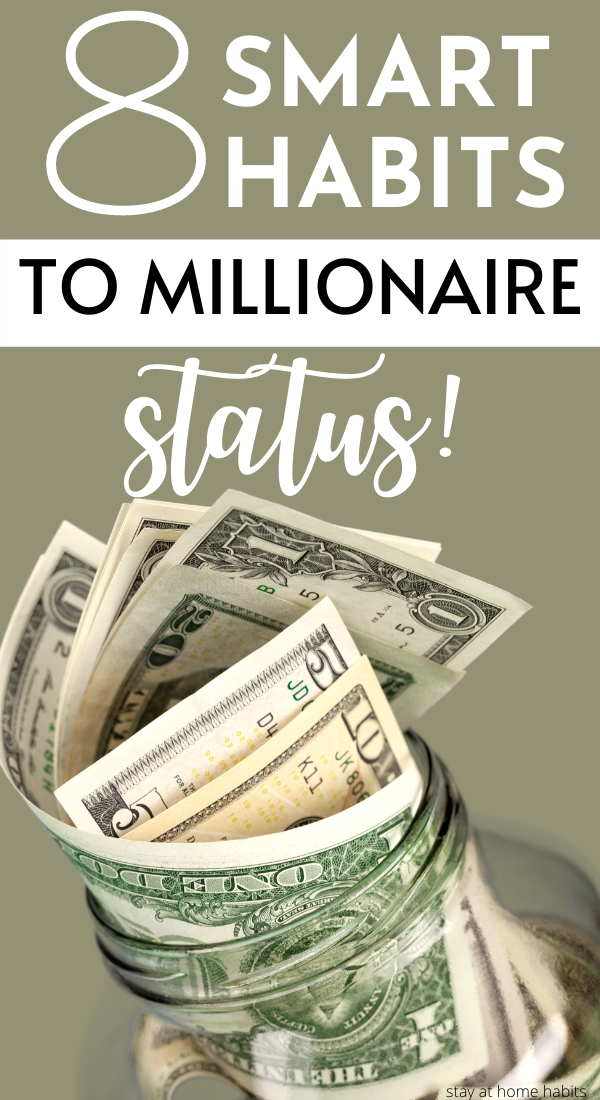 Photo of How to Become a Millionaire Fast – Stay At Home Habits
