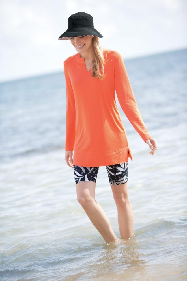 a87265373b  Coolibar Sun Protection You Wear Sun Protection You Wear UPF 50+ sun  protective clothing for women summer 2013