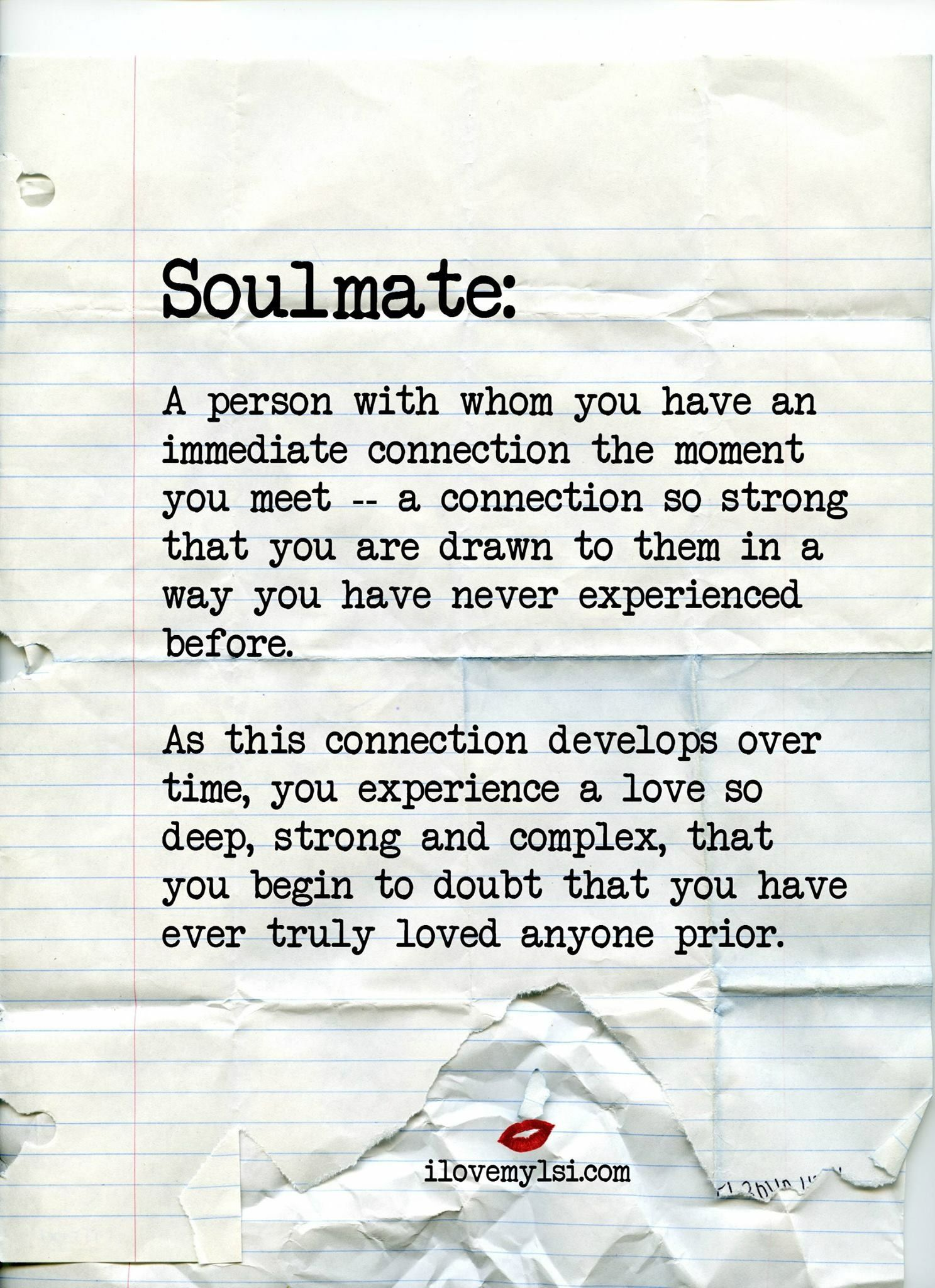 Pin By Silvia Sly Seelig On Jog Chance Quotes Soulmate Quotes Love Quotes With Images