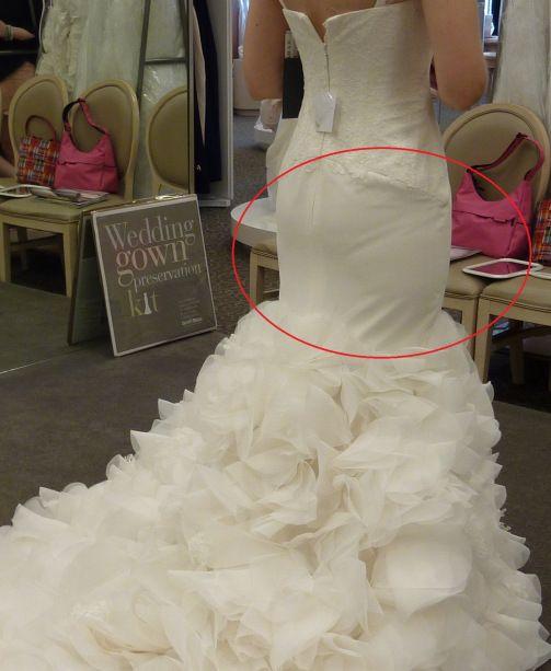 wedding dress undergarments spanx