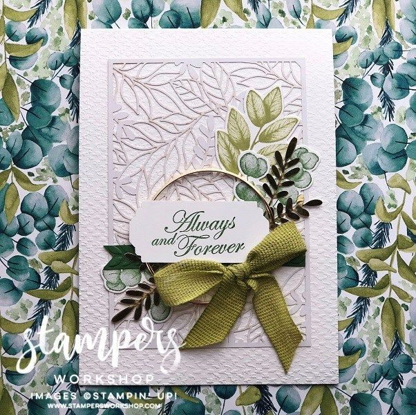 Always and Forever (Forever Blossoms / Forever Fern) - Stampers Workshop