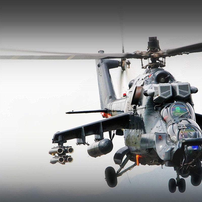 Mi 35 Attack Chopper