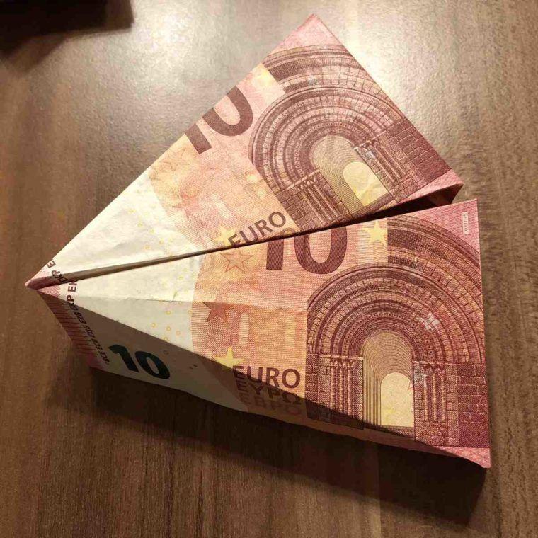 Anleitung Geldgeschenk Torte Basteln Geschenke Verpacken Geld