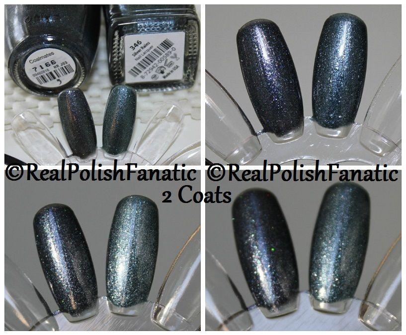 Comparison -- OPI Coalmates VS Misa Silver Rains 2 coats | My NAIL ...
