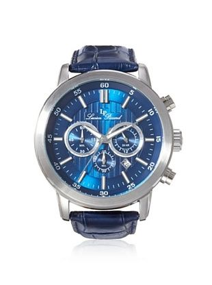 75% off lucien piccard men s 12011 03 monte viso blue silver 75% off lucien piccard men s 12011 03 monte viso blue silver leather watch