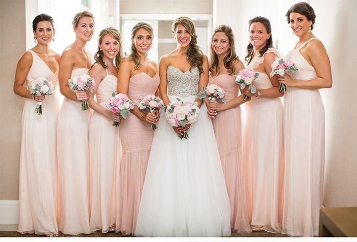 35 - Vestido de Madrinha - rosa
