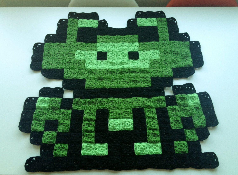 Super mario frog suit 8bit crochet blanket idea pattern super mario frog suit 8bit crochet blanket idea pattern bankloansurffo Images