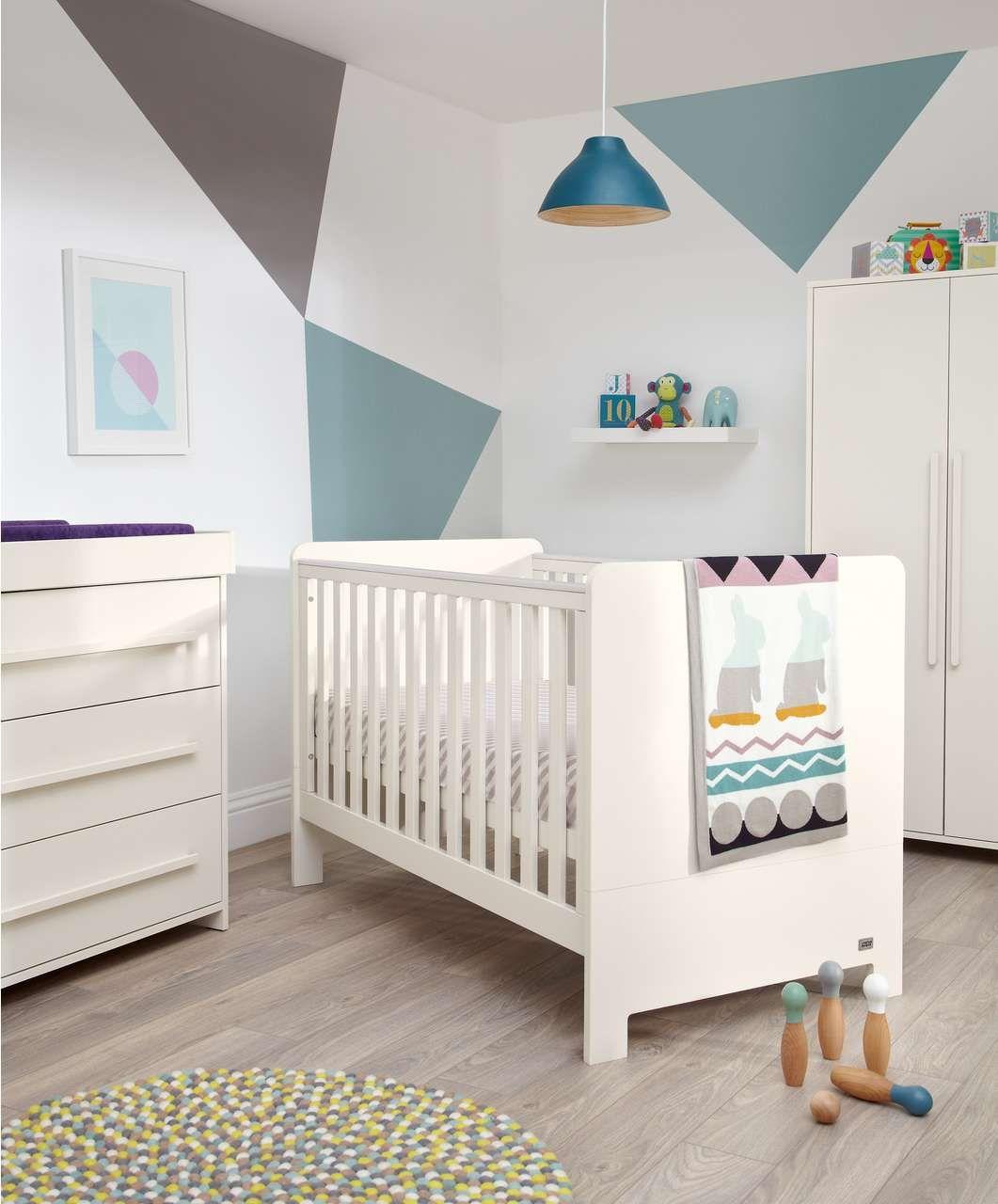 Nursery Furniture Sets · Haxby Wardrobe   Ivory   Whites U0026 Ivories   Mamas  U0026 Papas