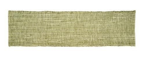 "Cottage Lane Collection Fiddlefern 13"" x 48"" Table Runner by Victorian Heart, Co., Inc.. $10.45. For best results, machine wash gentle cycle, line dry. a ""basket weave"" pattern in traditional shades of earth green and crème.. 100% cotton. 13"" x 48"" Table Runner. For color and texture, try the Cottage Lane Collection. Available in 8 colorways, each item is constructed with a unique ""basket weave"" pattern."