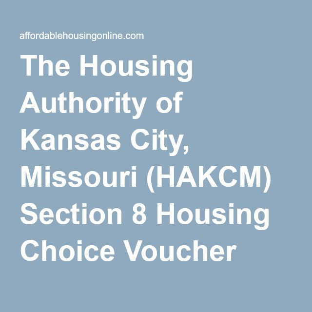 Housing Authority Of Kansas City Missouri In Missouri Grayson County Lincoln County Kansas City Missouri
