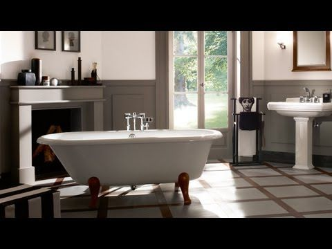 Villeroy Boch Wanna Quaryl Kolekcja Hommage łazienka