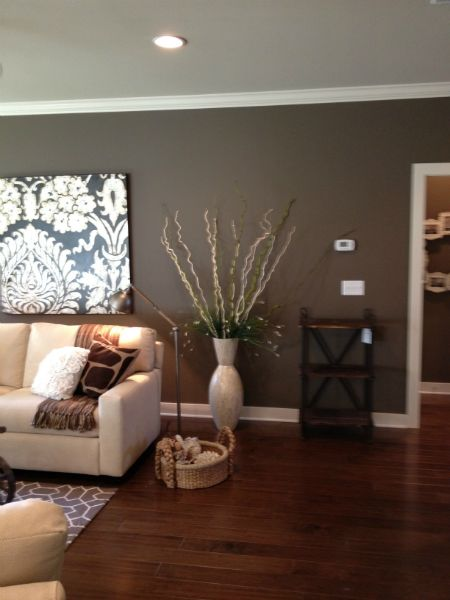 Wall Color Sherwin WIlliams SW7040 Smokehouse For My Accent Dining Room Also