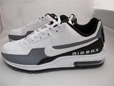 Shop Nike Men's Air Max LTD 3 WhiteWhiteBlackCool Grey