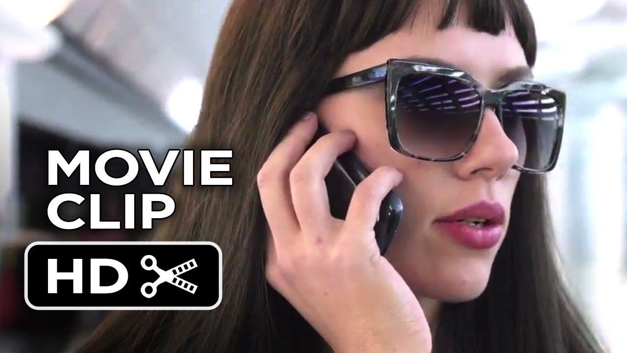 Lucy Movie CLIP - Drugs (2014) - Scarlett Johansson Action Movie HD