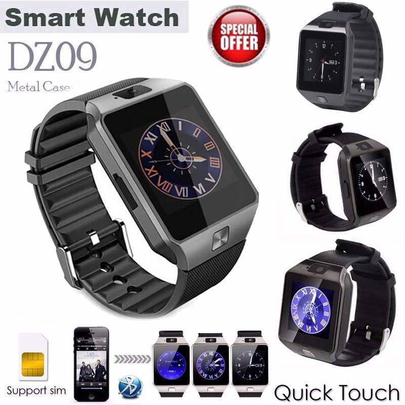 49d79bf491a ... Watch Phone + Camera Sim Card For Android Ios Phones  ebay   Electronics. Newest Bluetooth Smart Watch Sports Activity Band for iPhone  Samsung LG HTC ZTE ...