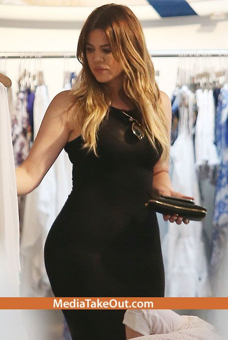MTO SHOCK EXCLUSIVE: Khloe Kardashian Uses The 'N WORD' On TV Last Night . . . On That KARDASHIAN SHOW!!!