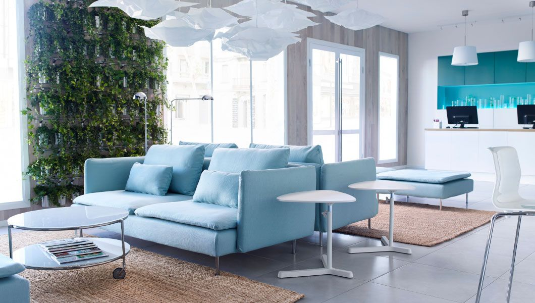 soderhamn sofa from ikea. probably isn\'t comfortable, but i LOVE the ...