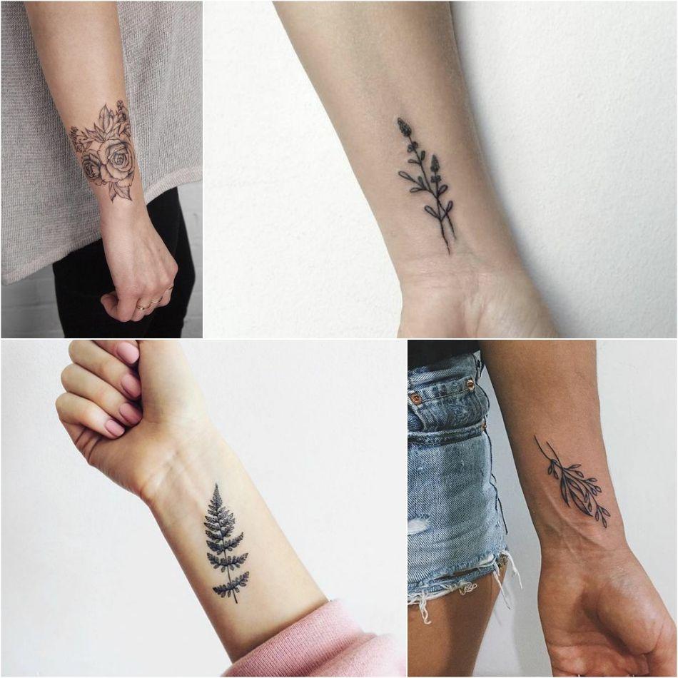 тату на руке для девушек значение и эскизы 100 фото Tattoo