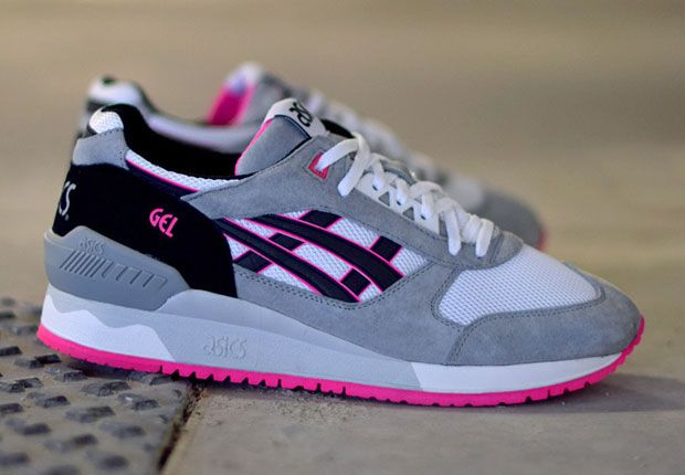 928a3e24c5a5 ASICS Tiger Gel Respector With Pink Accents - SneakerNews.com