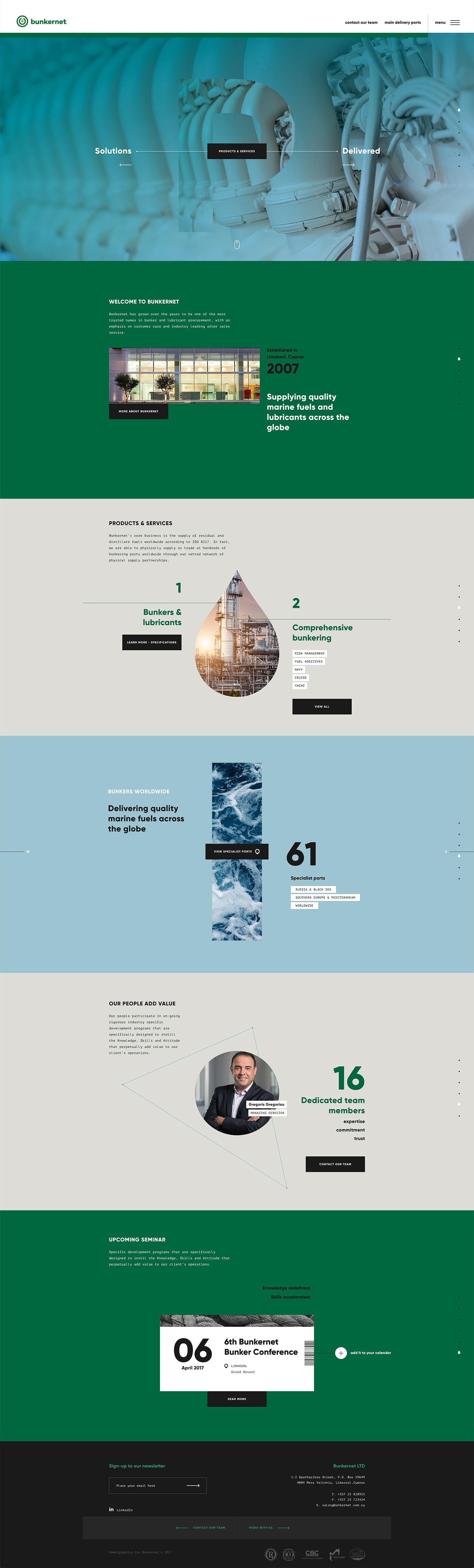 Kommigraphics Bunkernet Ltd Web Design Website Design Web Design Inspiration