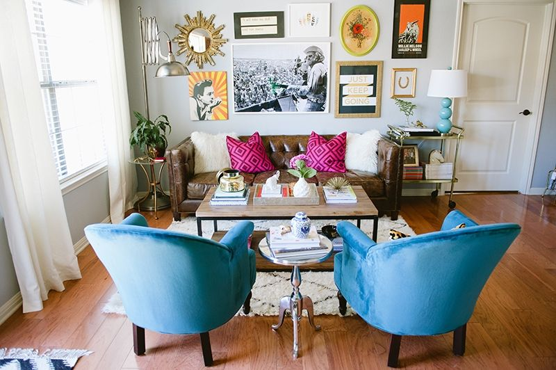 Katie Taylor's Austin, Texas Home Tour #theeverygirl