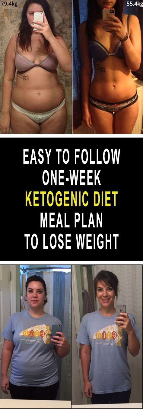 How to lose 4kg weight in one week