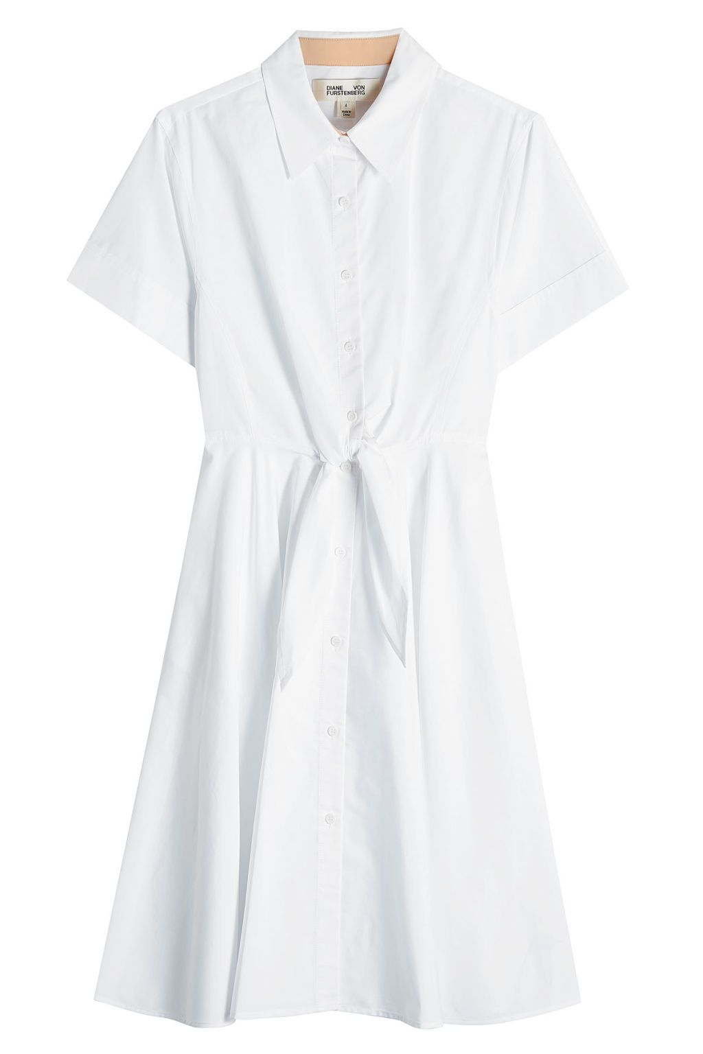 12 Shirtdresses That Will Make Your Morning Significantly Easier