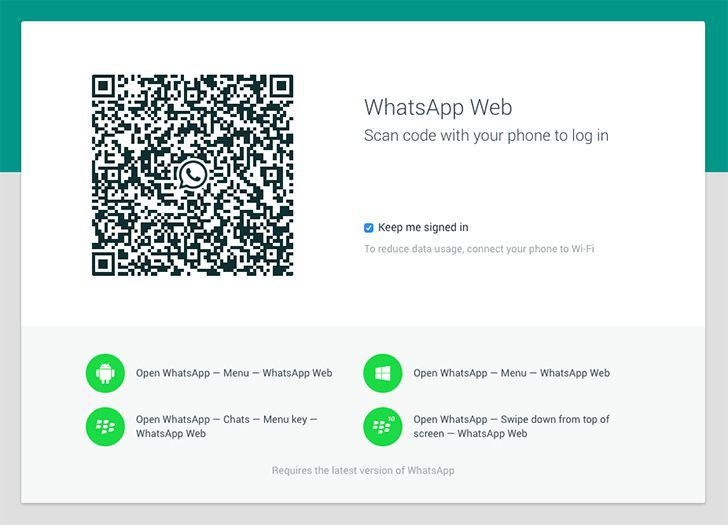 How To Use WhatsApp Web On PC Windows phone, Web browser