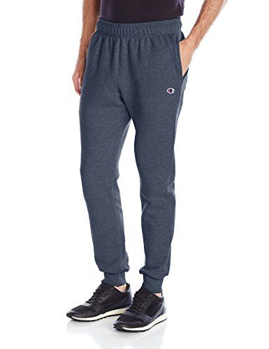 162645a37200d Great for Champion Champion Men s Powerblend Retro Fleece Jogger Pant  Sports Fitness online.   12.39 - 35.00  alltrendytop from top store