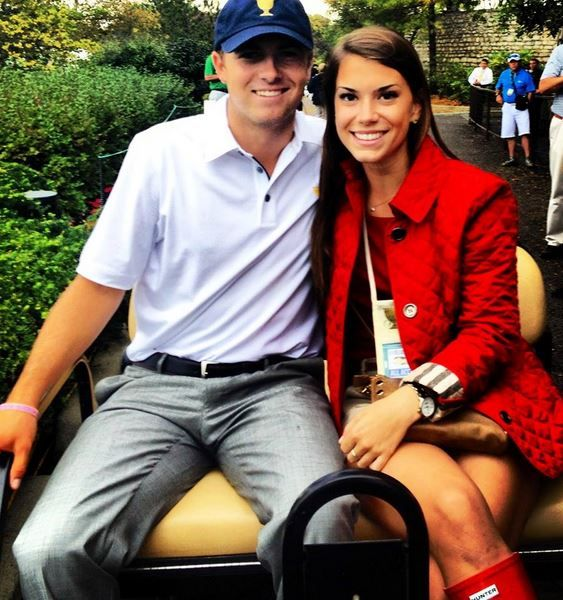 jordan spieth girlfriend