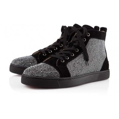 cheap for discount 891a6 8f11b Christian Louboutin - Men's Sneakers - | Fashion Is Key ...