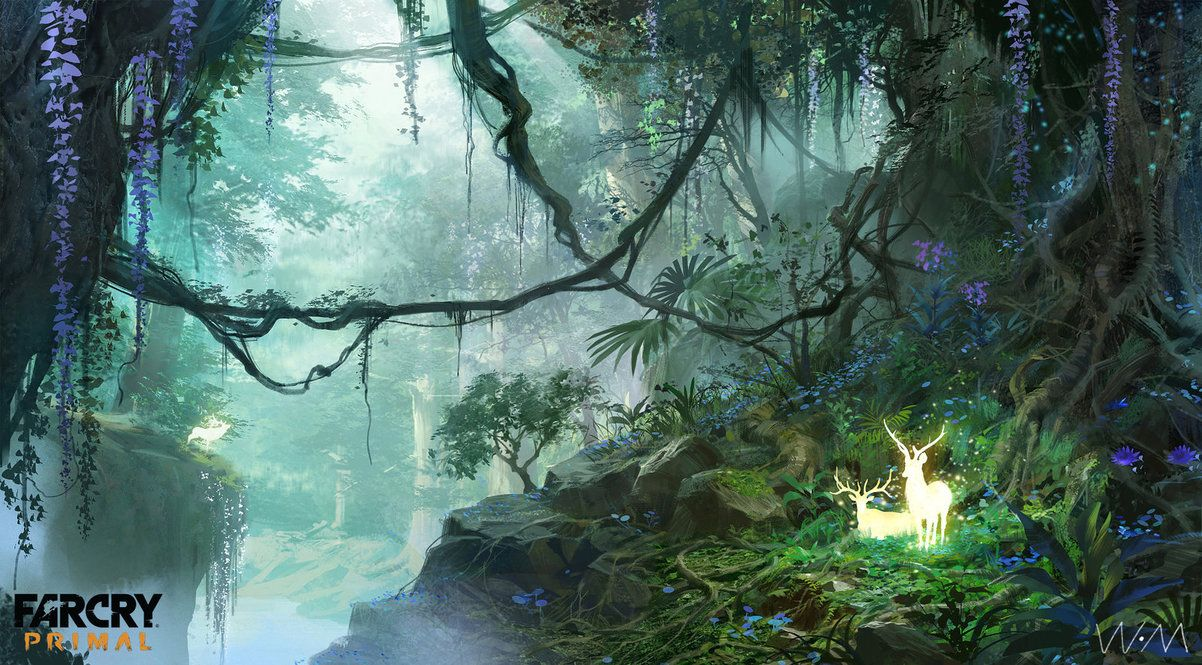 concept art of farcry primal 3 by Masway on DeviantArt