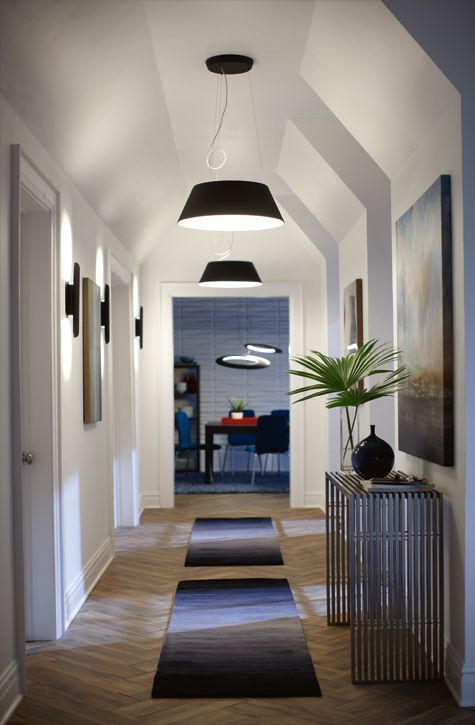 Hallway Lighting Ideas At The Home Depot Decoracion De Unas
