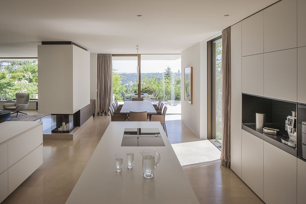 projekt haus bs stuttgart deutschland architekten. Black Bedroom Furniture Sets. Home Design Ideas
