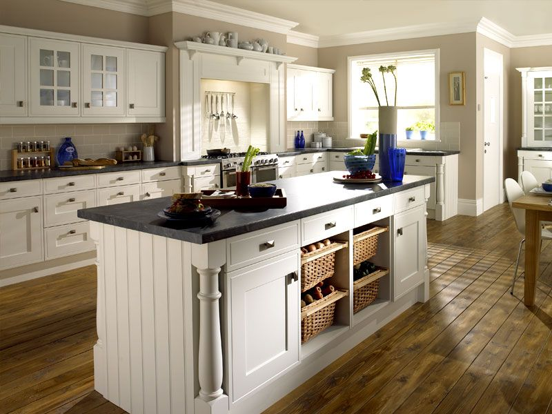 21 best farmhouse kitchen design ideas farmhouse kitchen for Farm style kitchen decor