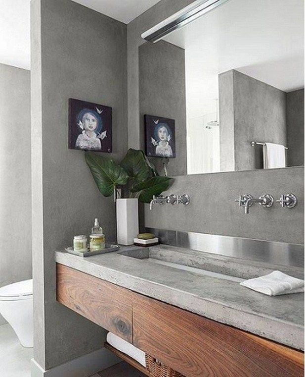 Concrete Countertops Ideas (With Images)
