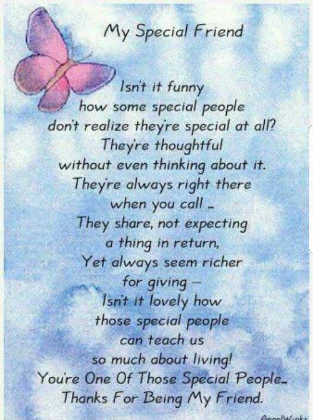 Special Friends Happy Birthday Friend Bestie Quotes Christian