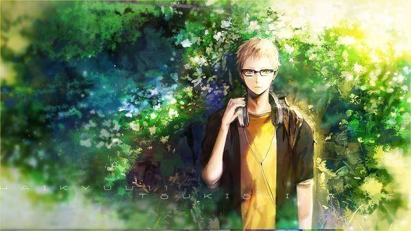 Haikyuu: You're Mine, I'm Yours [Tsukishima Kei X OC] - Chapter 9: Do you mind holding hands?