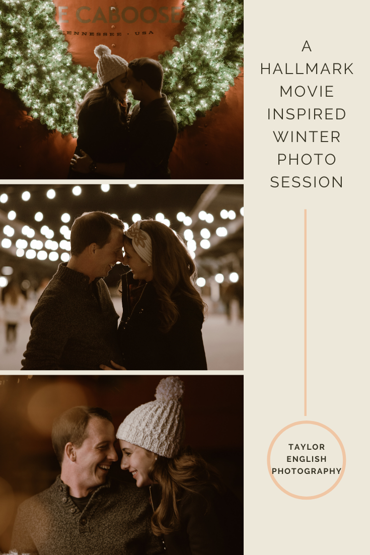 A Hallmark Movie Inspired Winter Love Story at the