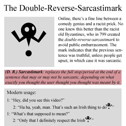 New Punctuation Marks For Grammar Nerds Chuckles Grins